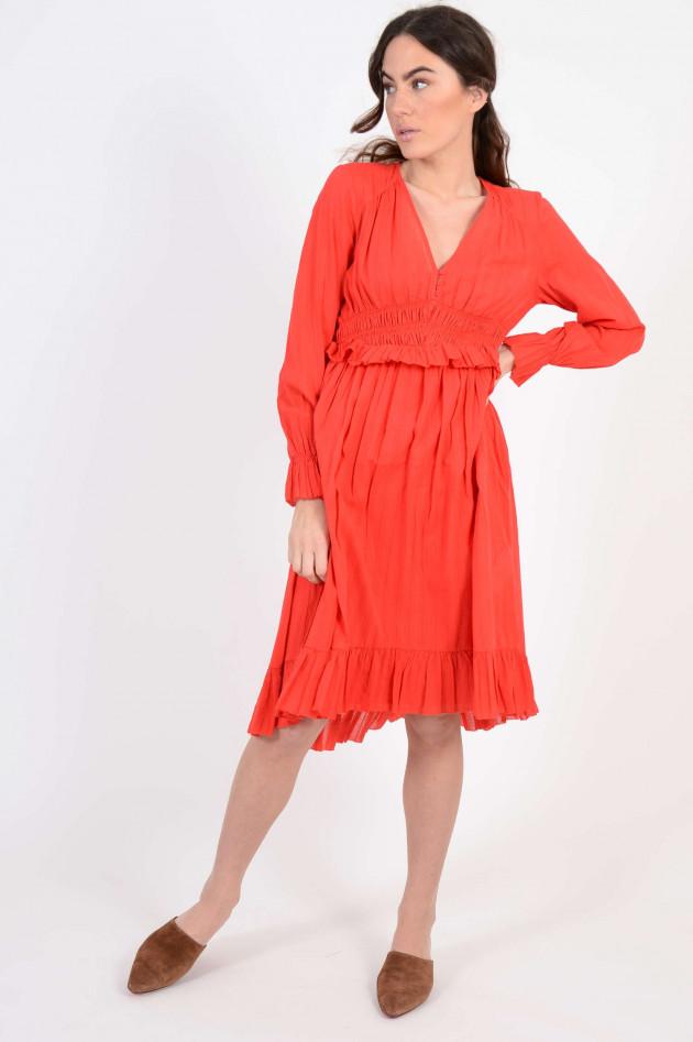 Closed Feminines Kleid in Rot