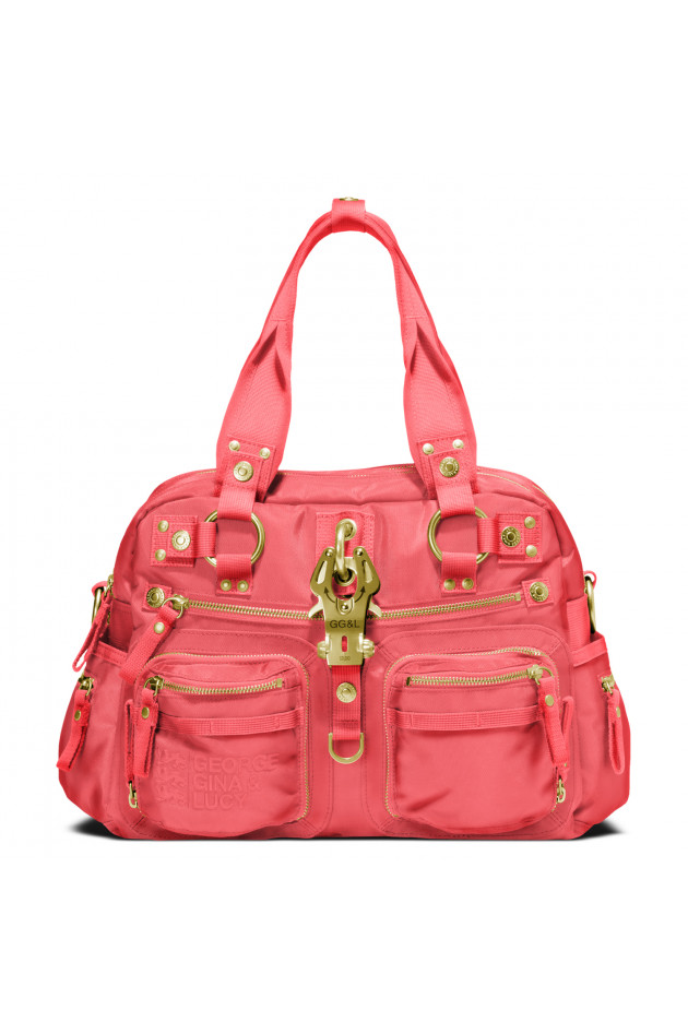 Handtasche Double B Goldiecoral