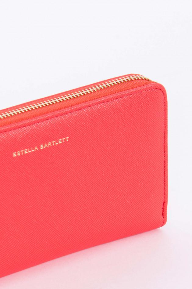 Estella Bartlett Brieftasche in Koralle