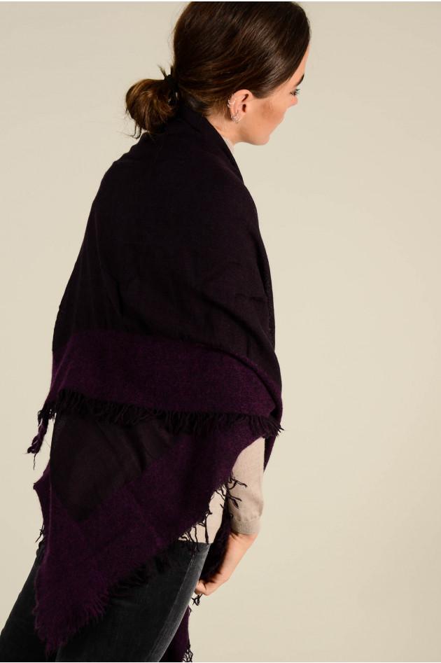 Faliero Sarti Tuch ISADORA in Violett