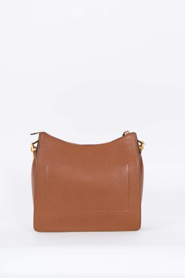 Furla Tasche HOBO-BAG M in Braun