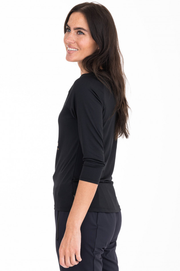 Goldbergh Shirt DAPHNE in Schwarz