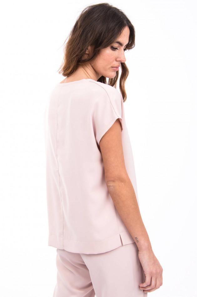 Hemisphere Shirt SIRATA in Nude