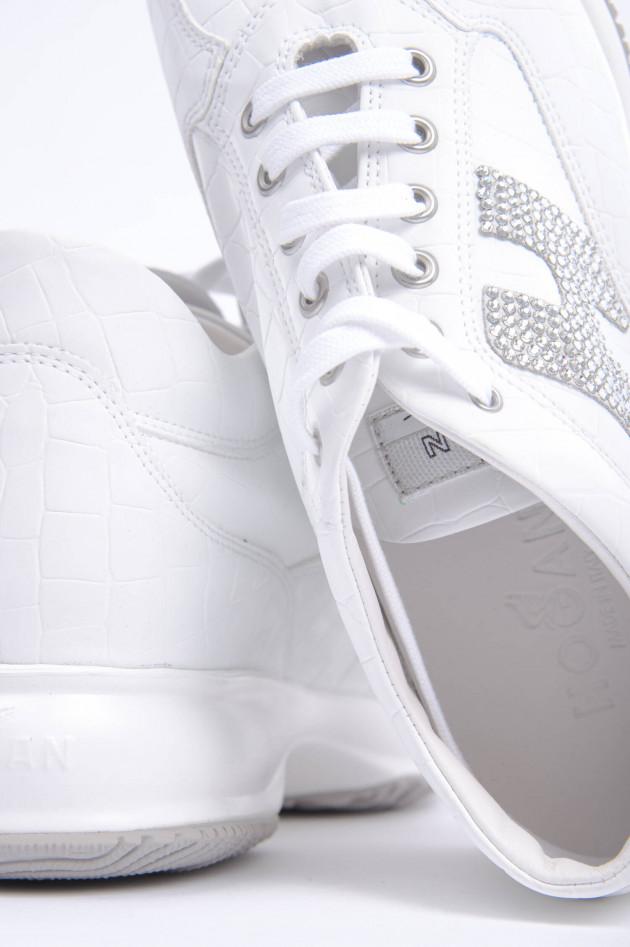 Hogan Sneaker INTERACTIVE in Weiß