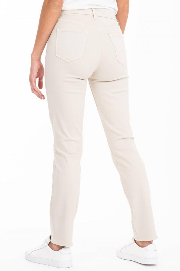J-Brand  Jeans TEAGAN HIGH RISE STRAIGHT in Beige