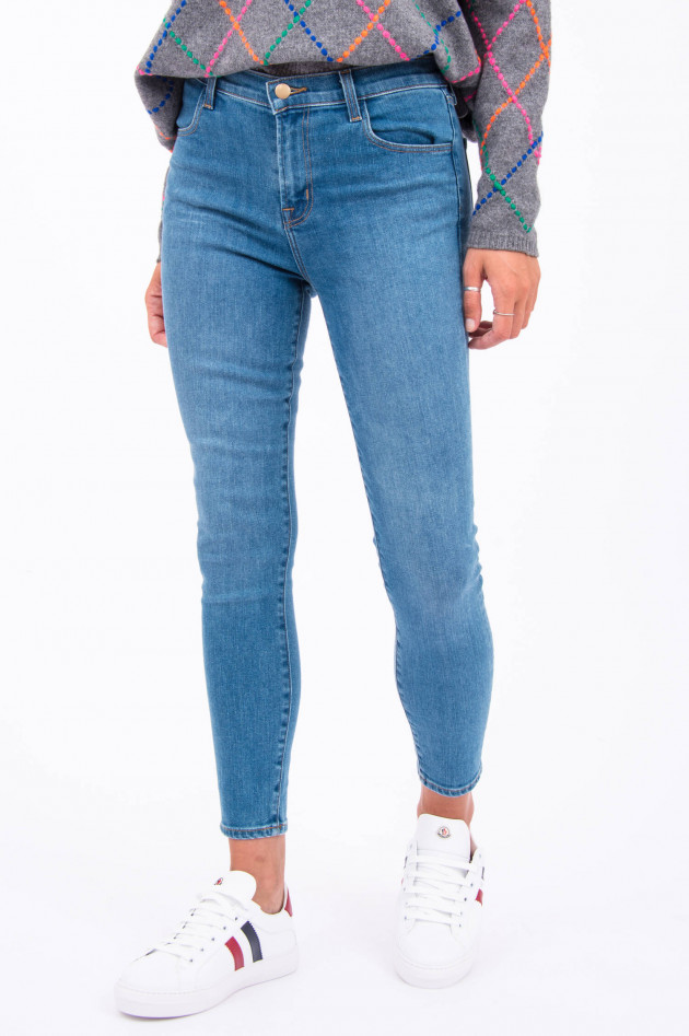 J-Brand  Jeans ALANA in Hellblau