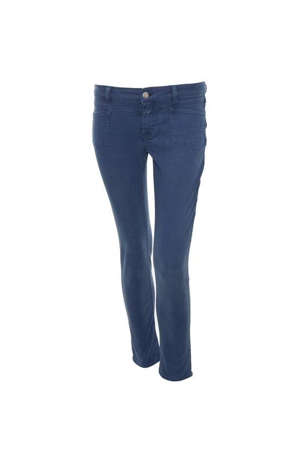 Grüner Online Shop  Closed Jeans in Ultramarinblau 3d96c4b1dc