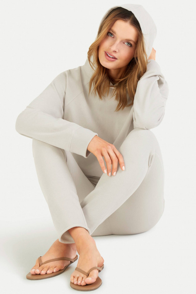 Juvia Slim Fit Sweatpants in Graugrün