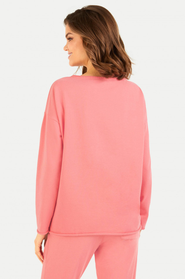 Juvia Sweater LOVELY in Koralle