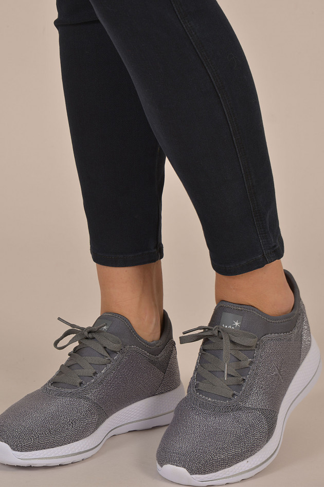 Juvia Sneakers in Grau/Weiß