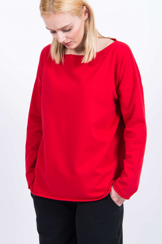 Juvia Sweater in Rot