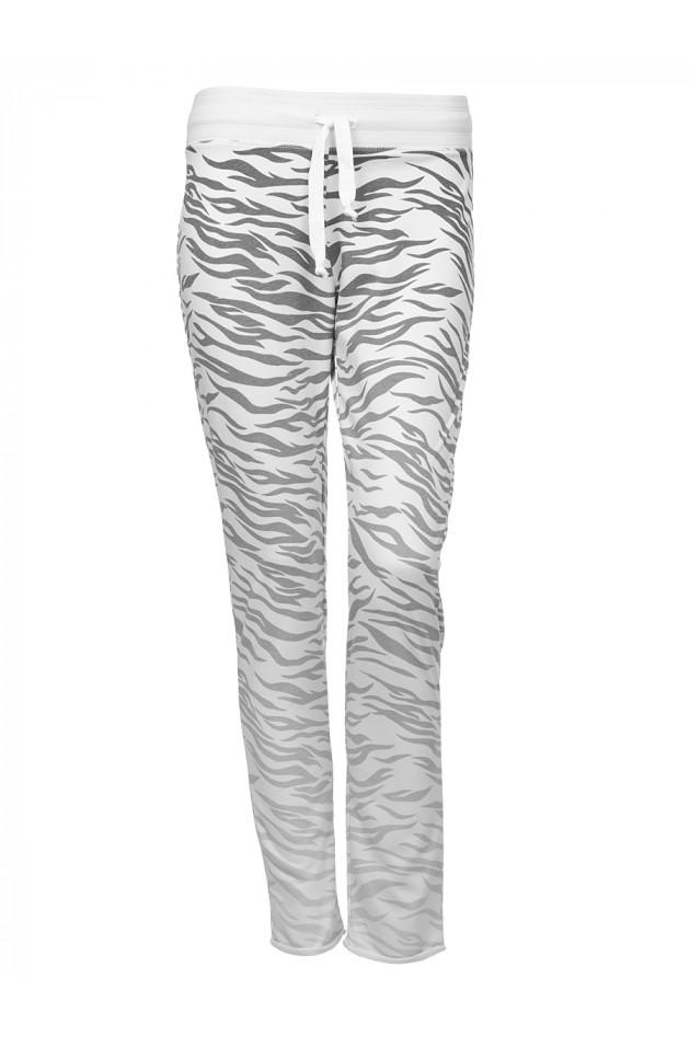 Zebra Schwarzweiß Jogginghose Im Schwarzweiß Jogginghose Im
