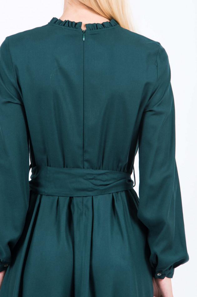 La Camicia Blusenkeid in Tannengrün