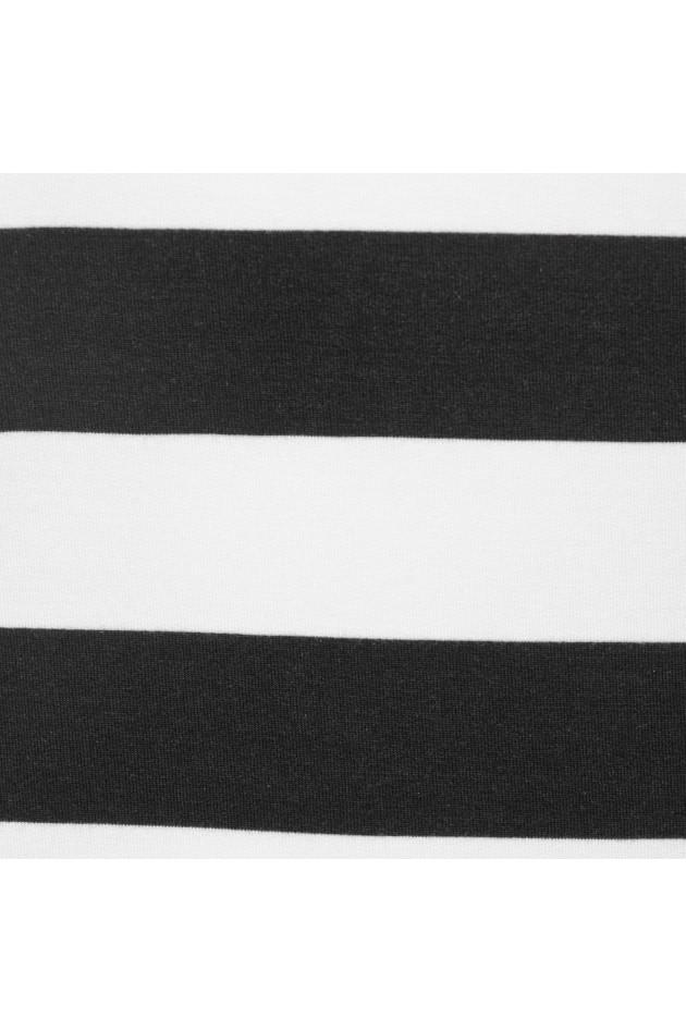 gr ner online shop juvia langarmshirt in schwarz wei. Black Bedroom Furniture Sets. Home Design Ideas
