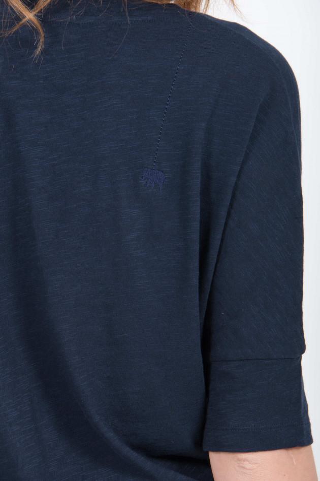Love Joy Victory Baumwoll-Shirt in Navy