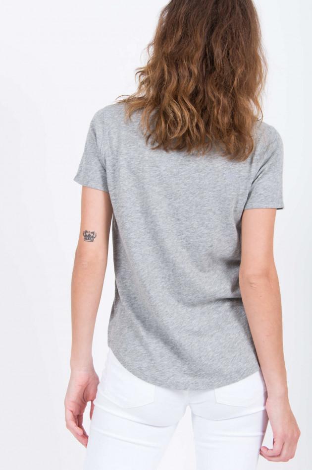 Love Joy Victory T-Shirt in Grau meliert