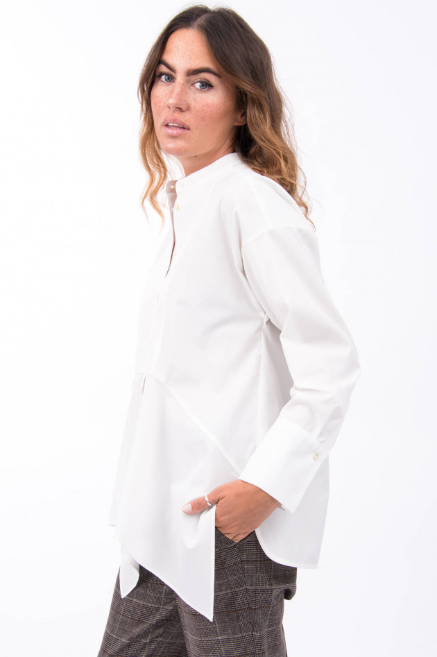 Max Mara Weekend Bluse OLIO in Weiß