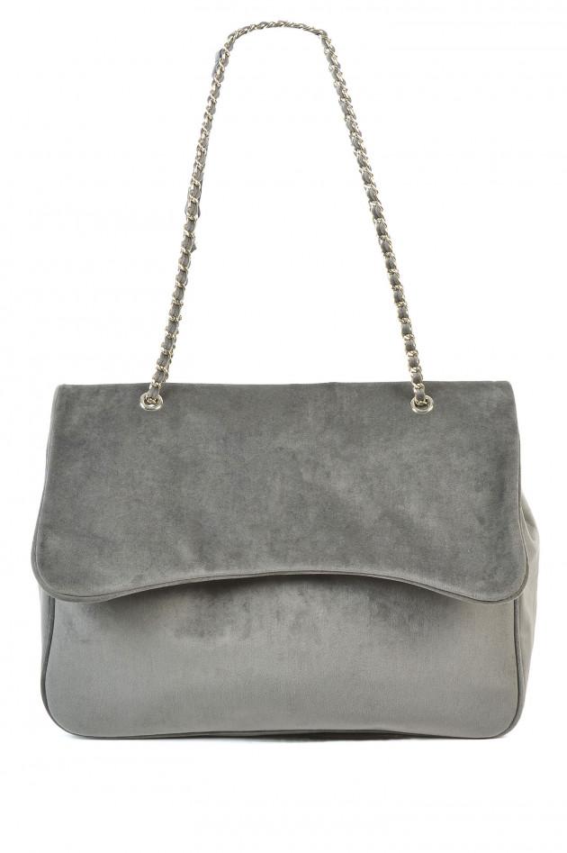 Mia Bag Handtasche Large in Grau