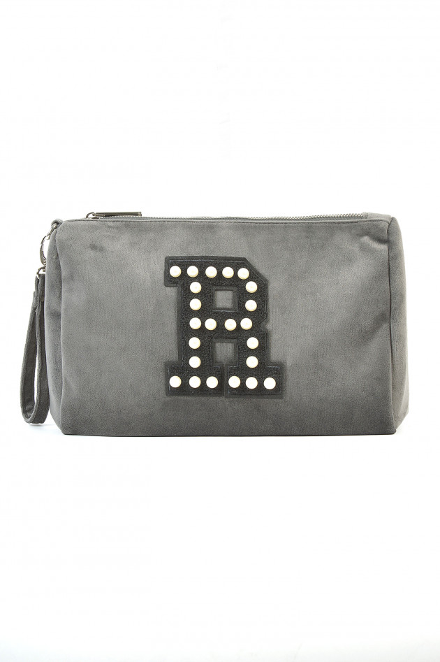 Mia Bag Beautycase in Grau