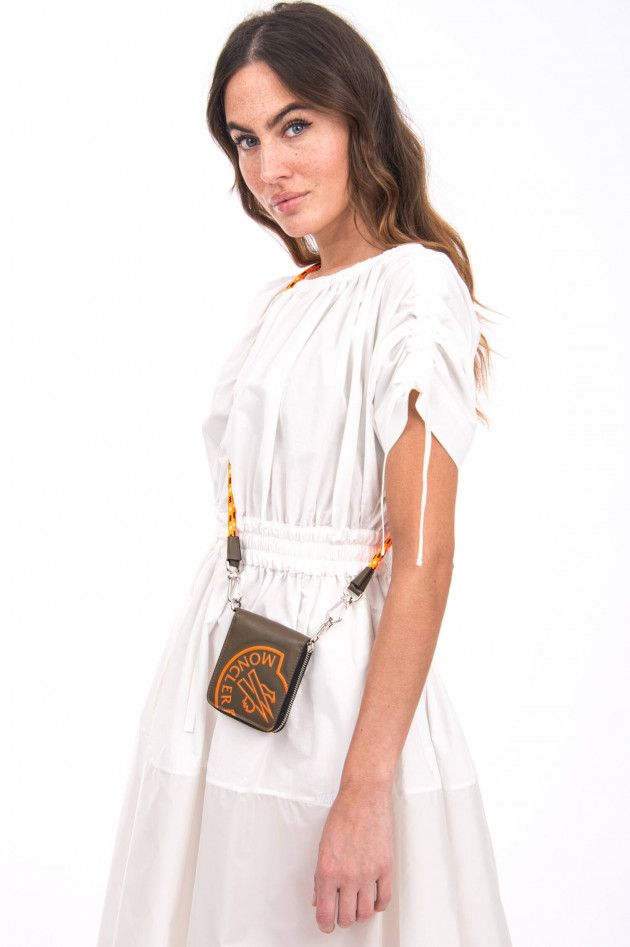 Moncler Kleid ABITO in Weiß