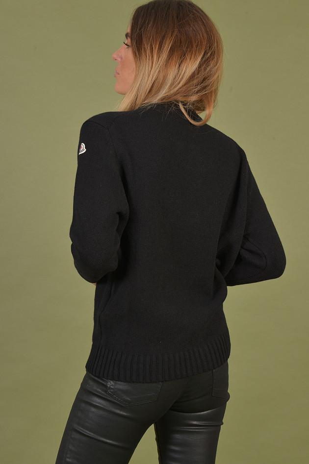 Moncler Pullover ST.MORITZ in Schwarz