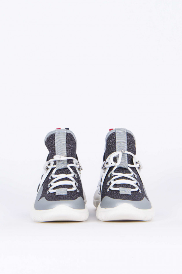 Moncler Sneaker THELMA in Grau/Weiß