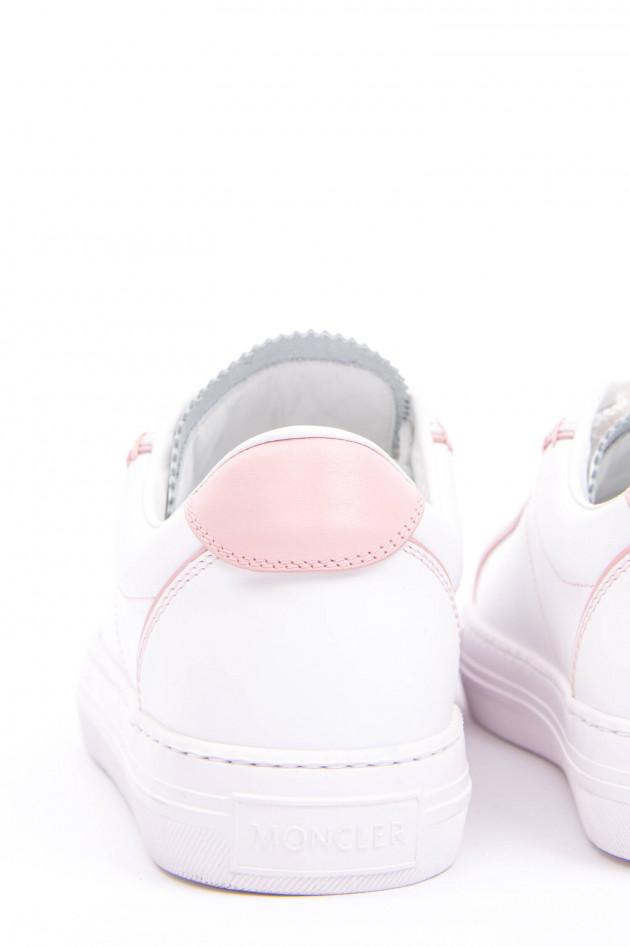 Moncler Sneaker ALODIE in Weiß/Rosa