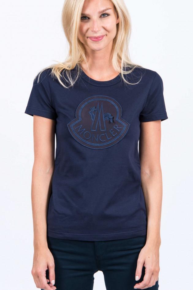 Moncler T-Shirt in Marine