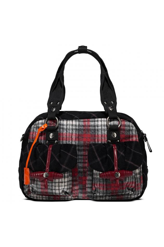 Handtasche Paddington Nation Redblacklake