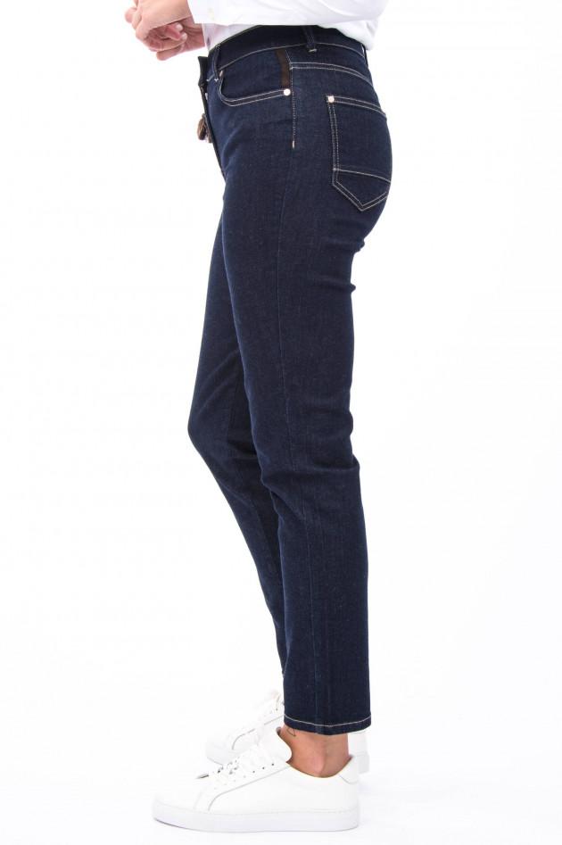Pamela Henson Jeans CARY in Dunkelblau