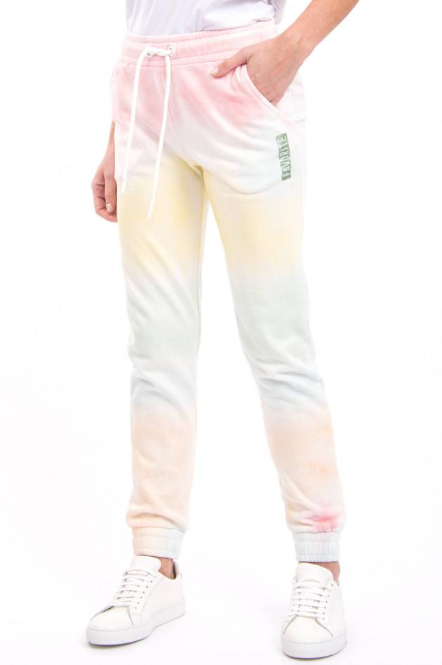 Princess goes Hollywood Jogging-Hose mit Farbverlauf in Multicolor