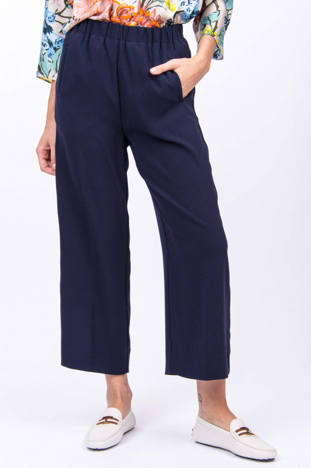 Rosso 35 Culotte in Navy