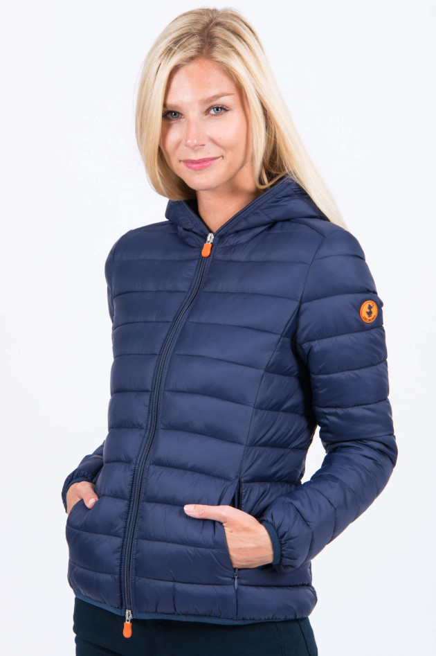 Save the duck Jacke in Navy