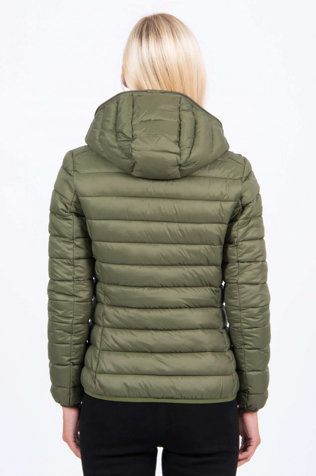Save the duck Jacke in Oliv