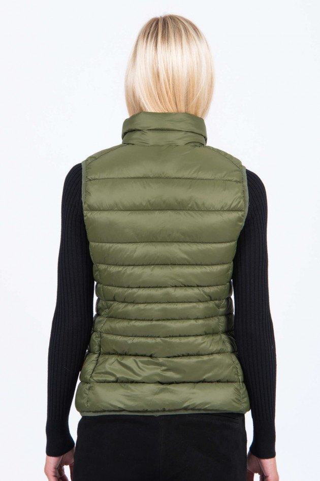 Save the duck Gilet in Oliv