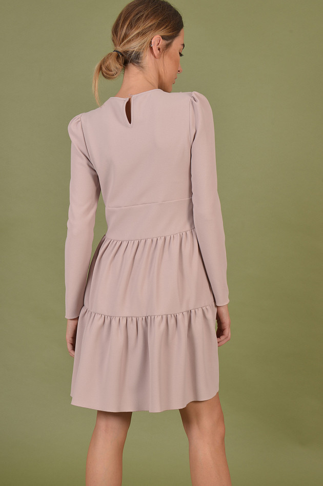 3504b676f629f7 See by Chloé Kleid mit Spitze in Rosé | GRUENER.AT
