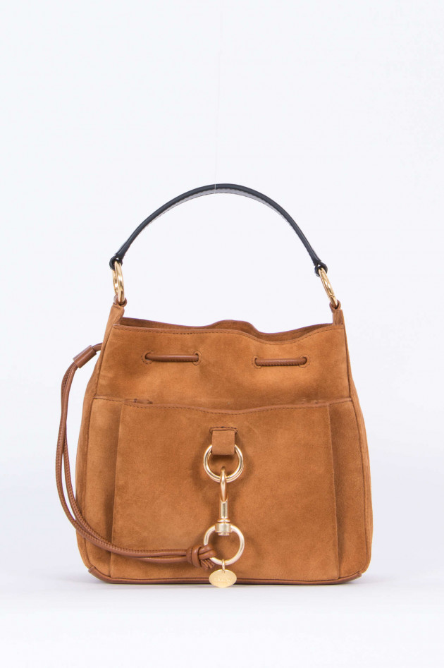 See by Chloé Beuteltasche TONY in Camel