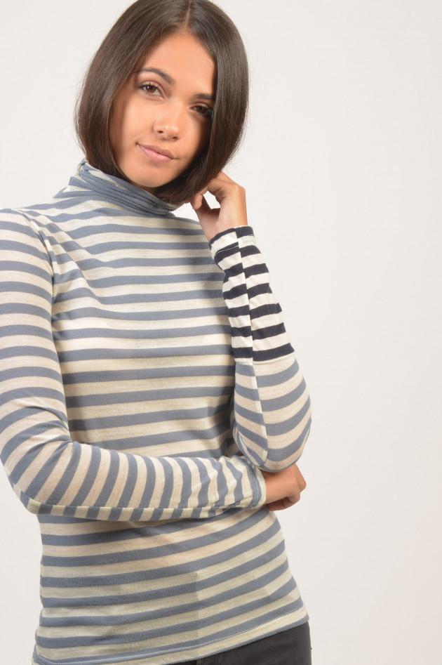 gr ner online shop semi couture rollkragenpullover in. Black Bedroom Furniture Sets. Home Design Ideas