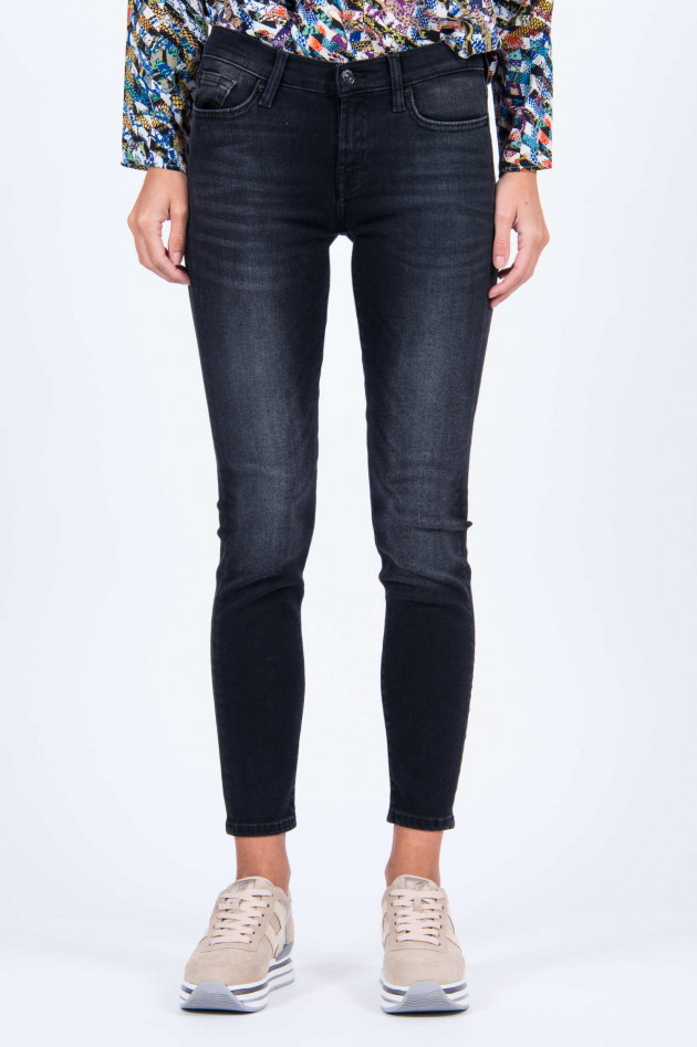 Seven for all Mankind Jeans THE SKINNY mit Waschung in Antra