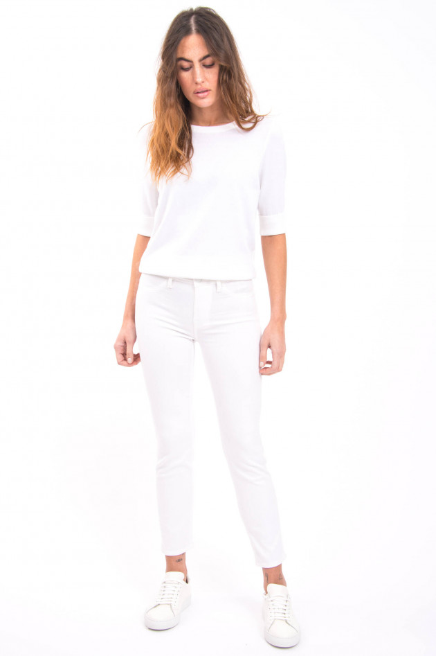 Seven for all Mankind Jeans ROXANNE ANKLE in Weiß