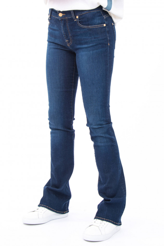 Seven for all Mankind Jeans BOOTCUT B(AIR) in Dunkelblau