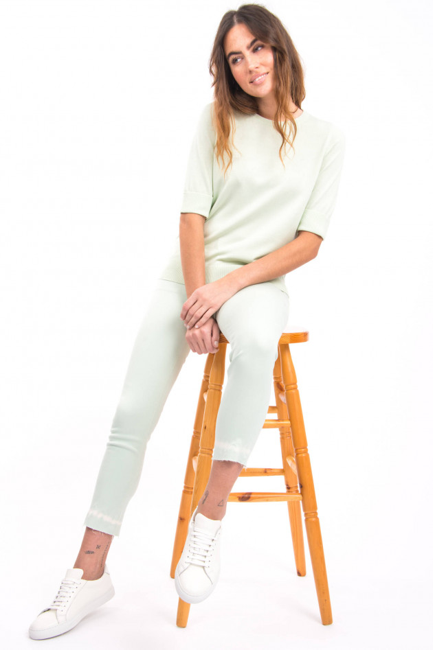 Seven for all Mankind Jeans ROXANNE ANKLE in Mint