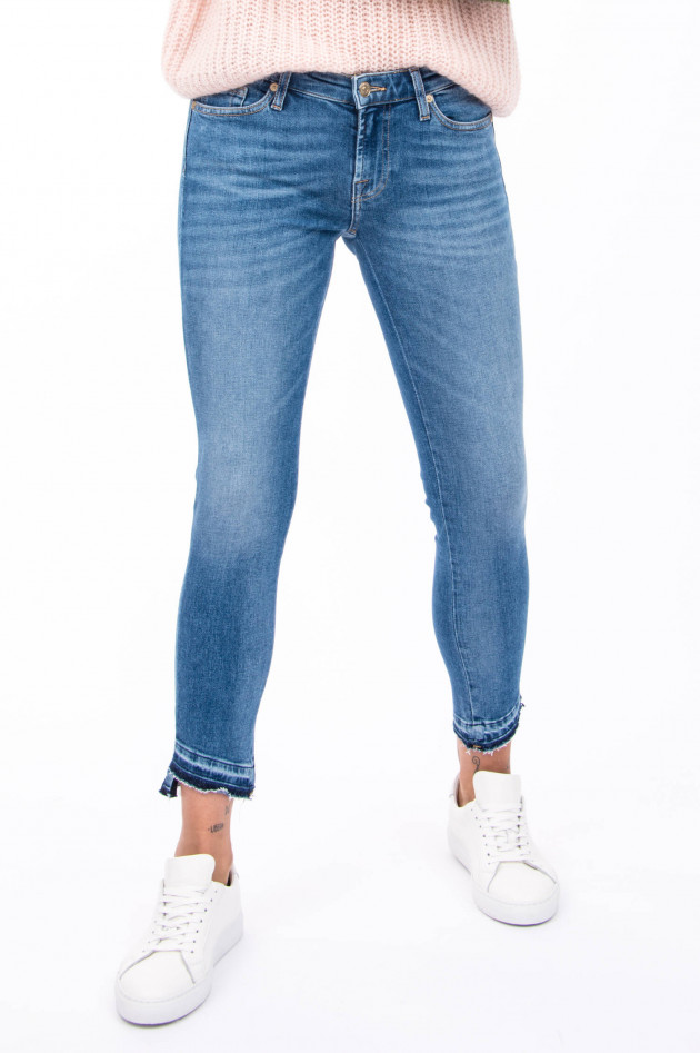 Seven for all Mankind Jeans THE CLASSIC SLIM in Hellblau