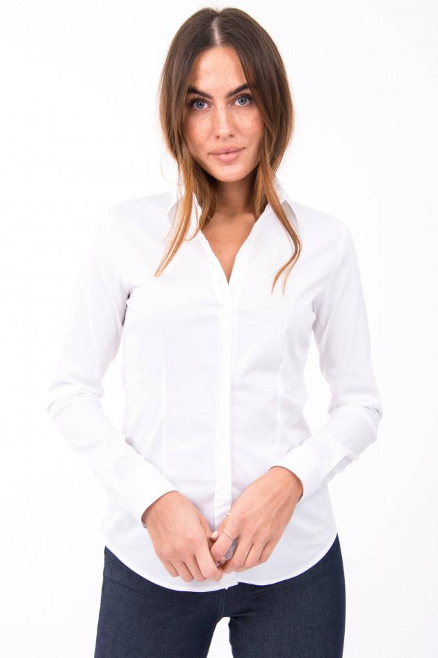 Sophie  Klassische Bluse GINETTA in Weiß