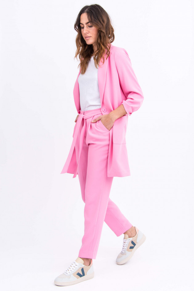 Steffen Schraut Moderne Anzughose in Pink