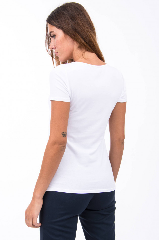 Thylie T-Shirt RIA in Weiß