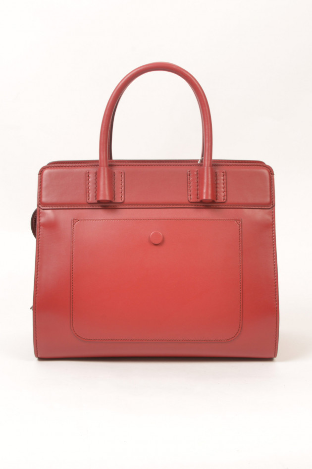 Tod's Shopper Double T in Rot
