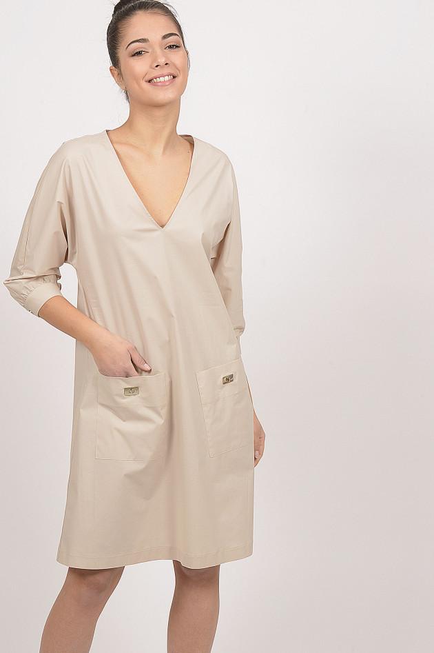 Twin Set Kleid in Beige