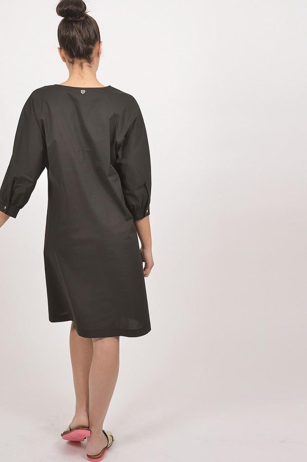 Twin Set Kleid in Schwarz