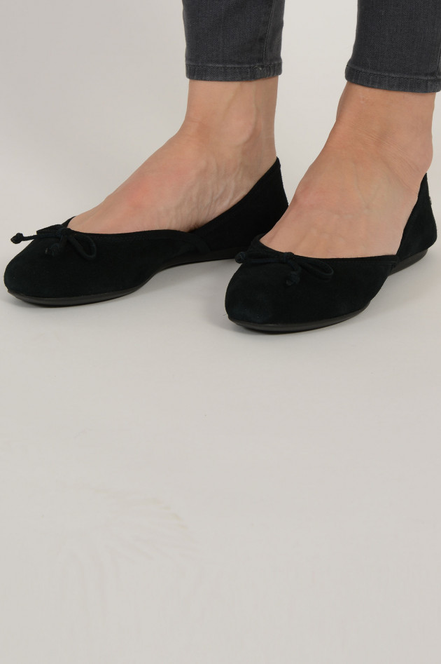 Ballerinas LENA in Schwarz
